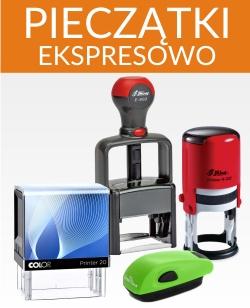 pieczątki ekspresowo | reklamy Lublin, Aleja Spółdzielczości Pracy 109