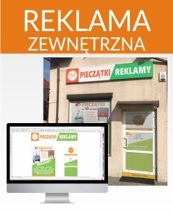 reklama zewnętrzna | | reklamy Lublin, Aleja Spółdzielczości Pracy 109