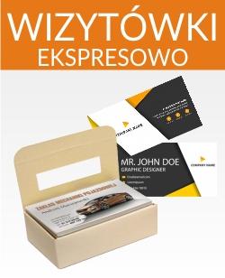 ekspresowe wizytówki | reklamy Lublin, Aleja Spółdzielczości Pracy 109